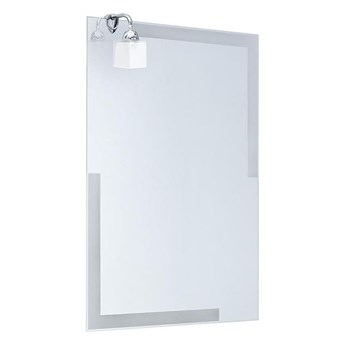 Lustro łazienkowe bez oświetlenia BUMERANG 70 x 50 cm VENTI