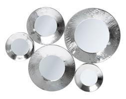 Kare design :: Lustro Circoli Cinque Silver 46x62cm