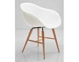 Kare design :: Krzesło Forum z podłokietnikami białe