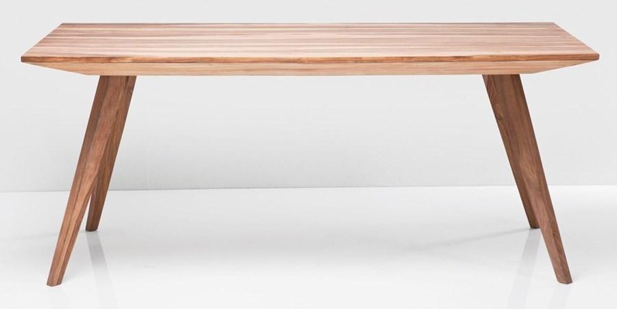 Kare design st valencia 160x 80 cm sto y kuchenne for Kare design tisch bijou steel