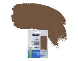 Tester farby DO ŚCIAN I SUFITÓW NARAŻONYCH NA ZABRUDZENIA 25 ml Mleczna czekolada LUXENS