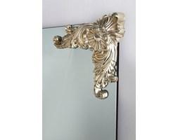 Kare design :: Lustro Barock Corner Silver 160x80