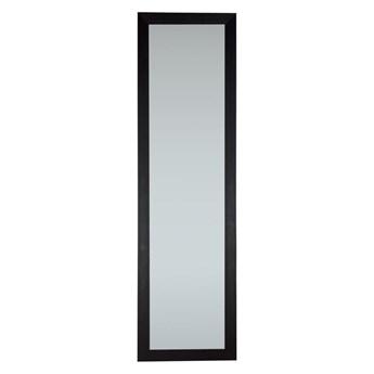 Lustro Mia czarne 30 x 120 cm Inspire