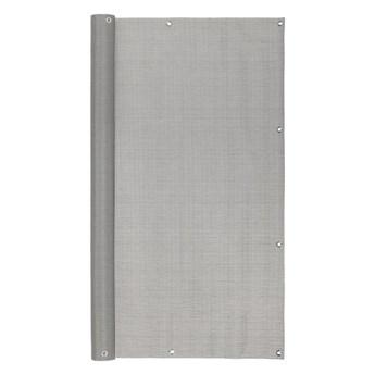Mata osłonowa 3 m x 100 cm szara NELLY