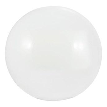 Lampa solarna KULA RGB z pilotem IP67 biała POLUX