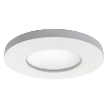 Oprawa stropowa oczko LAGOS IP65 białe okrągłe GU10 LIGHT PRESTIGE