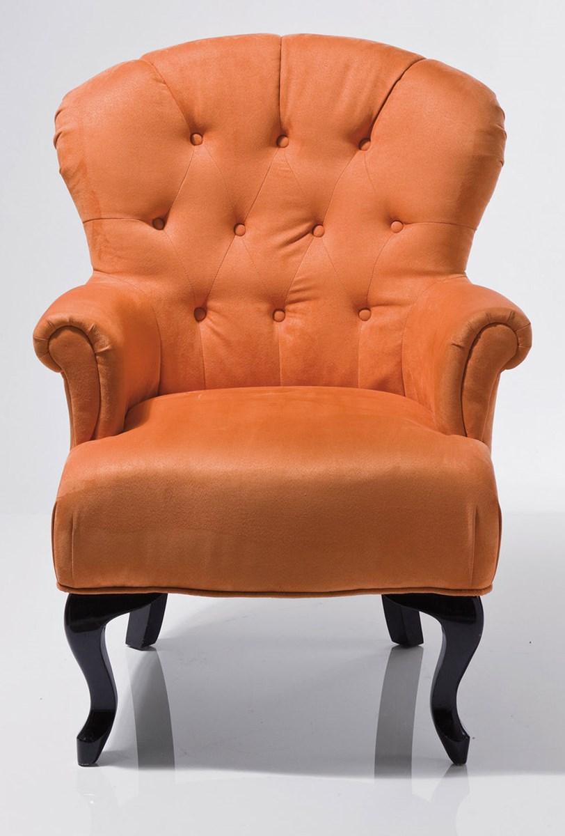 Kare design fotel cafehaus orange fotele zdj cia pomys y inspiracje homebook Kare fotel