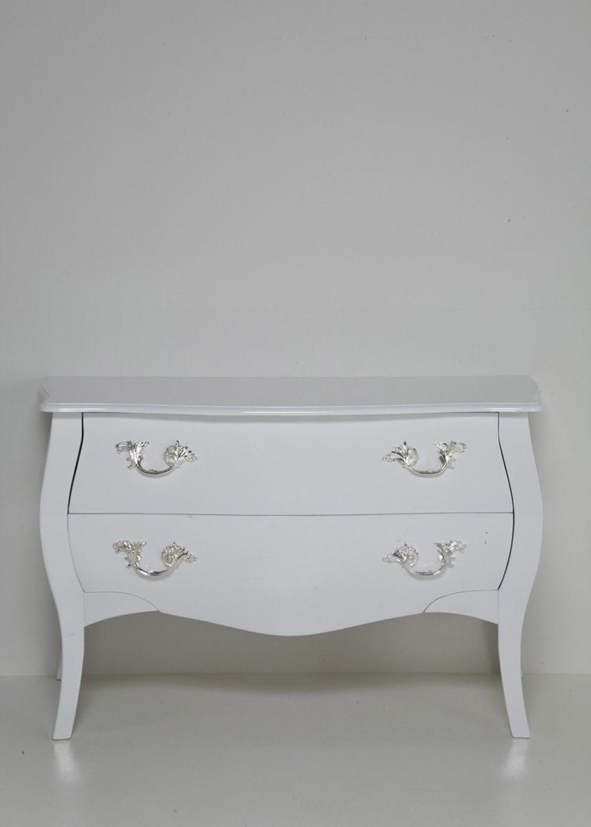 Kare Design Komoda Romantic Shiny White Komody Zdj Cia Pomys Y Inspiracje Homebook