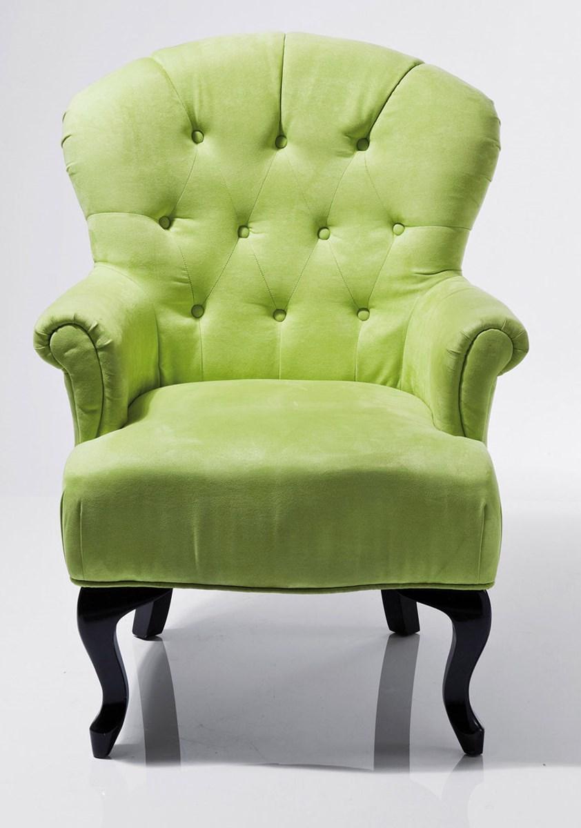 Kare design fotel cafehaus green fotele zdj cia pomys y inspiracje homebook Kare fotel