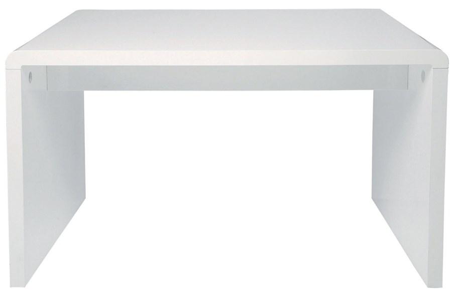 Kare Design Biurko White Club 125x60 Skr Cane Biurka Zdj Cia Pomys Y Inspiracje