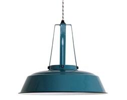HK Living :: Przemysłowa lampa niebieski petrol, rozm. L