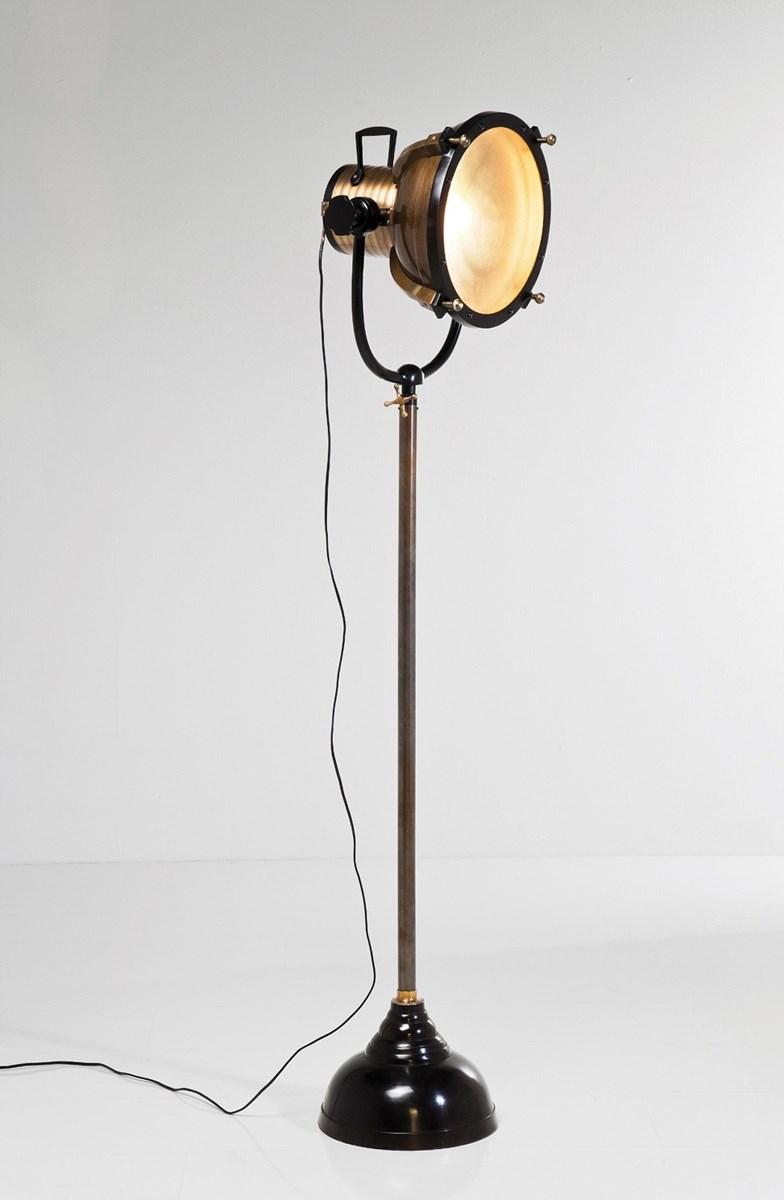 Kare Design Lampa Pod Ogowa Spot Brass 174cm Lampy Pod Ogowe Zdj Cia Pomys Y Inspiracje