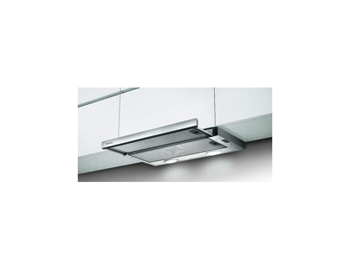 Okap FABER FLEXA GLASS W A60. Klasa energetyczna D
