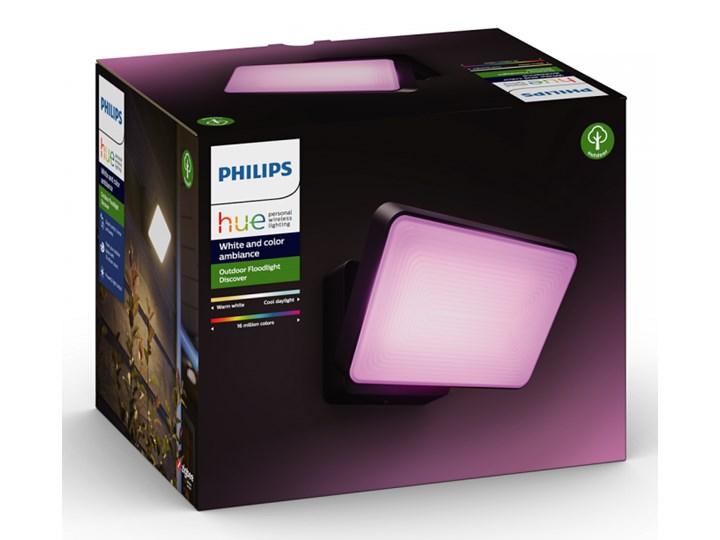 DISCOVER 17435/30/P7 LAMPA ZEWNĘTRZNA PHILIPS HUE    steruj z aplikacji Hue  za pomocą mostka Kategoria Lampy ogrodowe Kolor Fioletowy