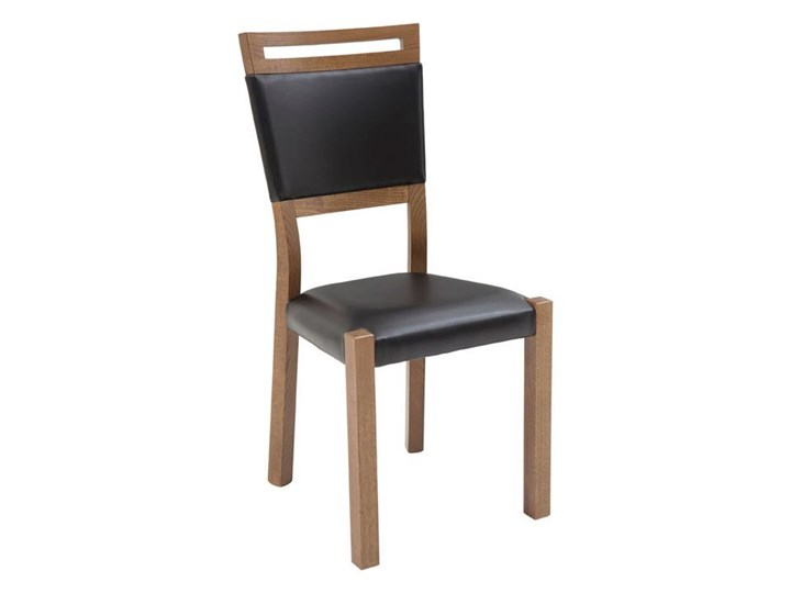 Gent Krzesło Black Red White
