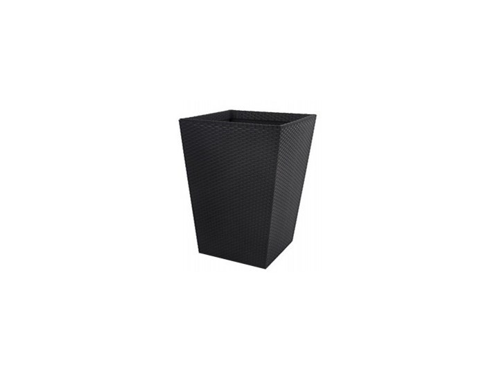 Curver Rattan Planter S 23,6 L antracytowa 228978