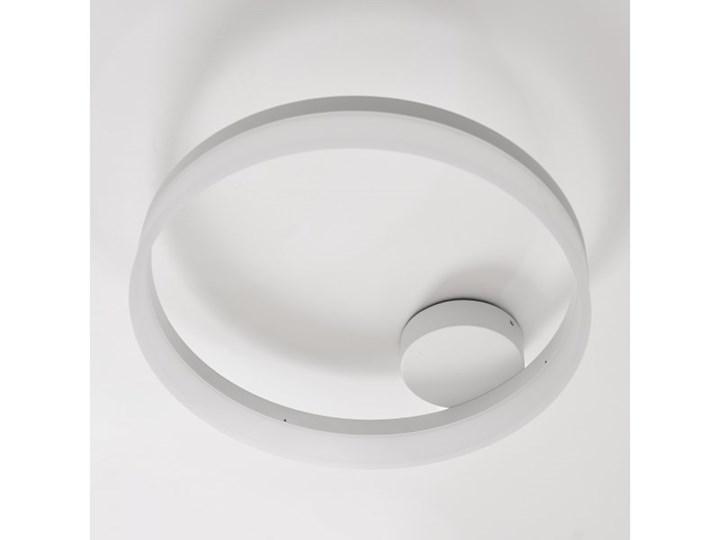 LM P RING 28W WH PLAFON NOWOCZESNA LAMPA SUFITOWA NATYNKOWA BIAŁY LED 29W 2000lm = 150W 3000K