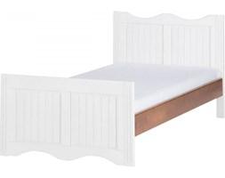 Łóżko 120x200 cm Białe dla Dzieci Princessa 11