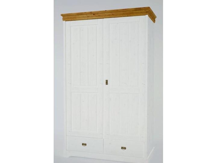 Szafa sosnowa Kea 2-drzwiowa
