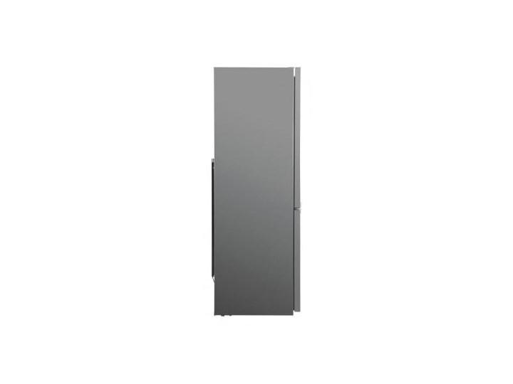 WHIRLPOOL W7 921I OX NoFrost Srebrna Wysokość 200 cm Szerokość 55 cm Szerokość 59,6 cm Kategoria Lodówki Dwudrzwiowe Jednodrzwiowe Wysokość 201 cm Położenie zamrażalnika Na dole