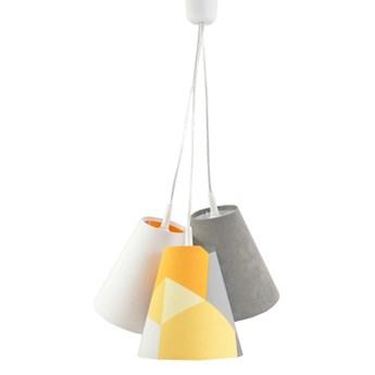 Lampa wisząca Dzwoneczki Geometrix Orange