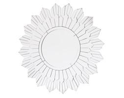 GATSBY lustro dekoracyjne typu słońce w ramie lustrzanej, Ø 100 cm
