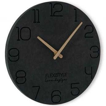 Ekologiczny zegar ścienny 4 EKO 30cm