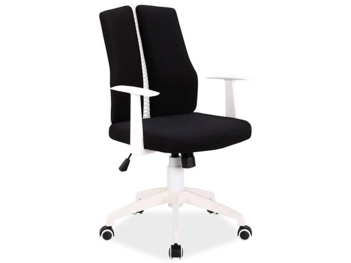 Nowoczesne krzesło obrotowe z niskim oparciem Q 226