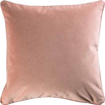 Poduszka dekoracyjna Cosmonova Glam Velvet Pomarańczowa
