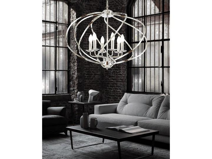 NOWOCZESNA LAMPA WISZĄCA RODERIO Metal Kategoria Lampy wiszące Żyrandol Styl Nowoczesny