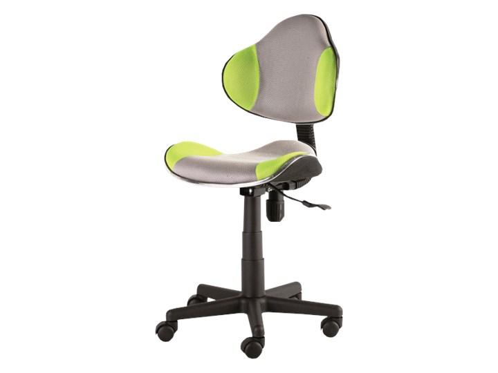 Fotel biurowy Morild szaro - zielony