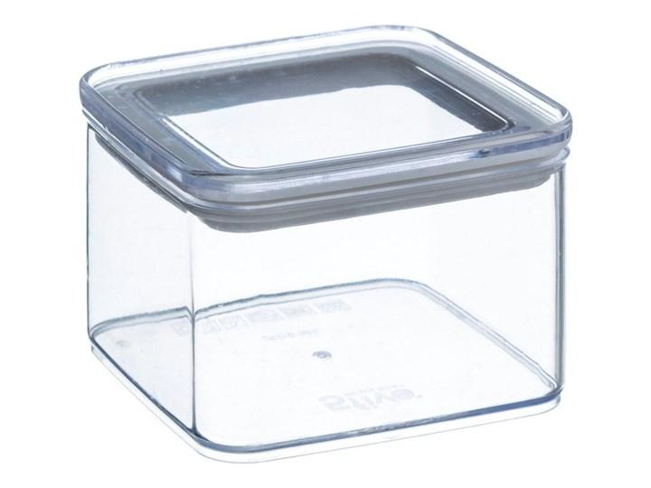 Pojemnik na produkty spożywcze, kwadratowy, 500 ml