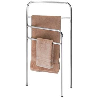 Stojak na ręczniki, wieszak łazienkowy, cztery poziomy