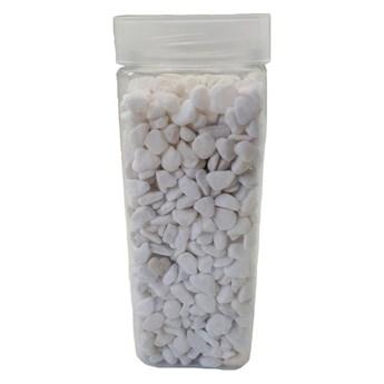 Grys biały florystyczny 1 kg 10 mm