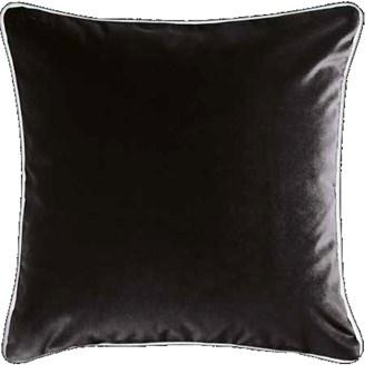 Poduszka dekoracyjna Cosmonova Glam Velvet B&W