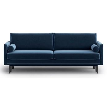 Sofa Blues z funkcją spania, Nougat
