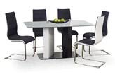 Zestaw mebli - stół Stewart i 4 krzesła K105 - Profesjonalna Obsługa - Najniższe Koszty