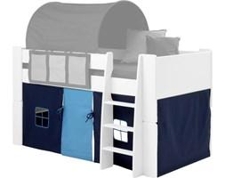 Steens for kids - zasłonka do łóżka w kolorze niebieskim