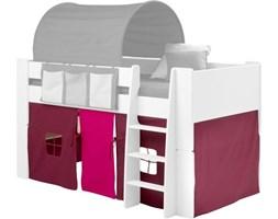 Steens for kids - zasłonka do łóżka w kolorze purpurowo-różowym