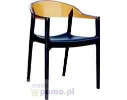 CARMEN - krzesło przezroczyste z poliwęglanu