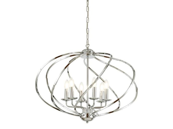 NOWOCZESNA LAMPA WISZĄCA RODERIO Ilość źródeł światła 6 źródeł Metal Żyrandol Kategoria Lampy wiszące