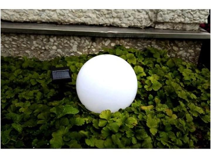 Solarna lampa ogrodowa LED Best Season Globe Stick, ⌀ 20 cm Lampa LED Kolor Czarny Lampa solarna Kategoria Lampy ogrodowe