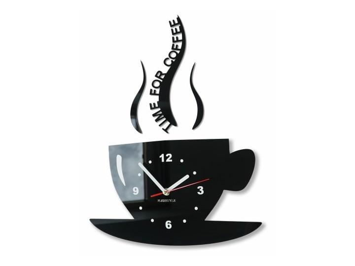 Zegar kuchenny filiżanka Zegar ścienny Nieregularny Plastik Pomieszczenie Kuchnia Styl Nowoczesny