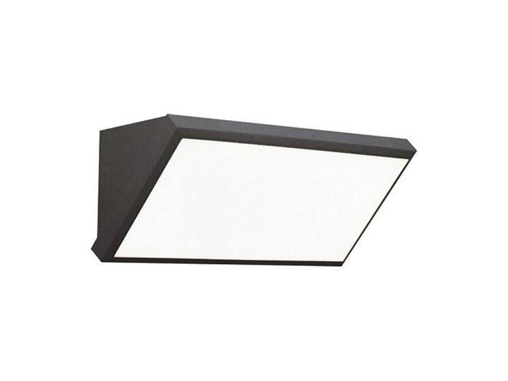 LED Kinkiet zewnętrzny 1xLED/20W/230V IP65 4000K Kategoria Lampy ogrodowe Lampa LED Kinkiet ogrodowy Kolor Czarny