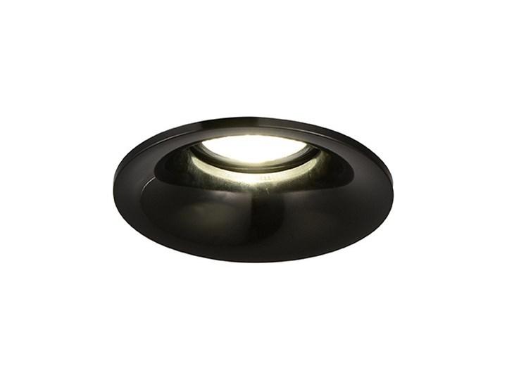 ADAMO MIDST BLACK CHROME Okrągłe Oprawa led Kolor Czarny Oprawa stropowa Kategoria Oprawy oświetleniowe