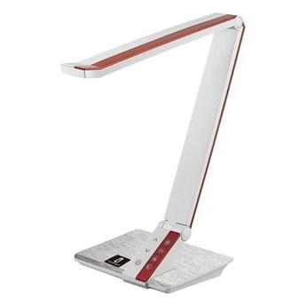 Lampa biurkowa LED Żuraw 10W czerwona
