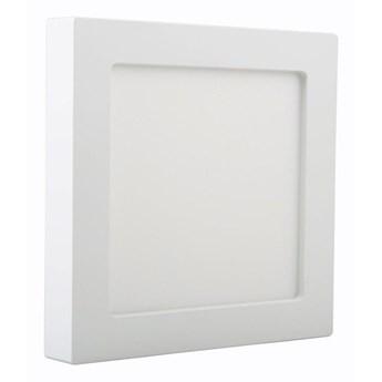 Natynkowy SQUARE slim ceiling 18W 6000K