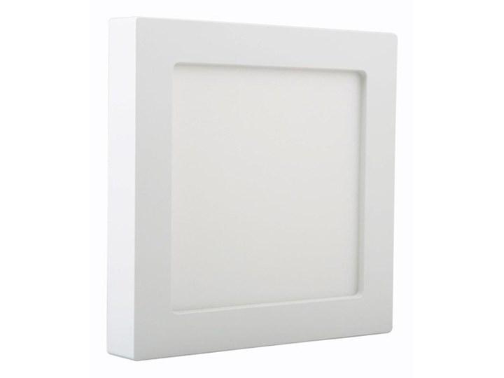Natynkowy SQUARE slim ceiling 18W 6000K Oprawa LED
