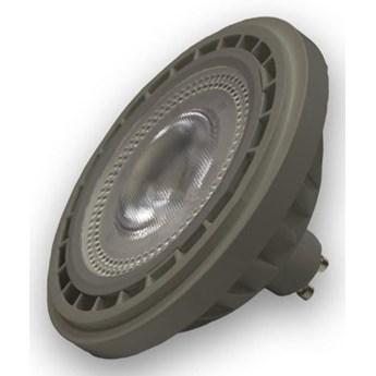 Żarówka LED MR111 GU10 10W szara 3000K ciepła