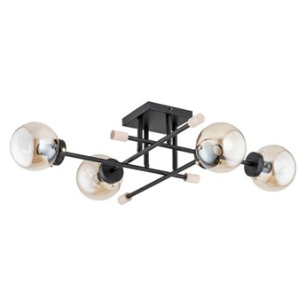Lampa TRANSFER MAX BLACK 4